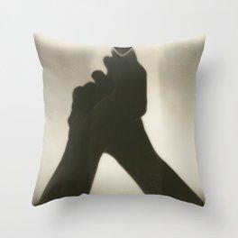 /\ Throw Pillow