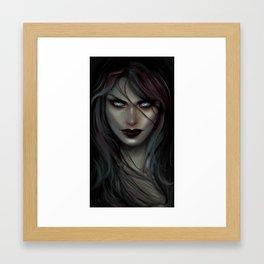 Naamah Framed Art Print
