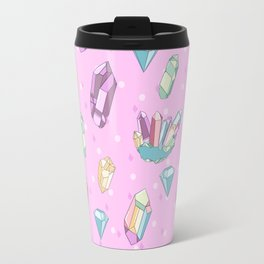 It's Crystal Clear Travel Mug