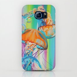 Jellyfish Tango iPhone Case