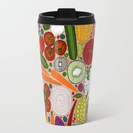 the good stuff tan Travel Mug