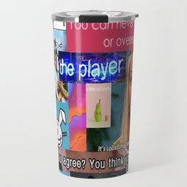 The Player Travel Mug