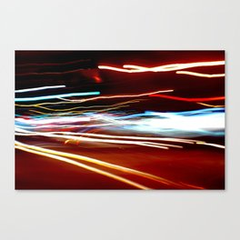 BY-PASS_NY 08 Canvas Print