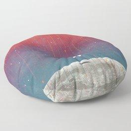 Moon Landing Floor Pillow
