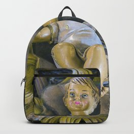 Away In A Manger Backpack