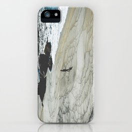 The Beach Azores iPhone Case