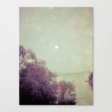 Moonlight Express Canvas Print