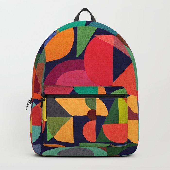Color Blocks Backpack