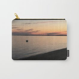 Cape Cod Bay Sunset Carry-All Pouch