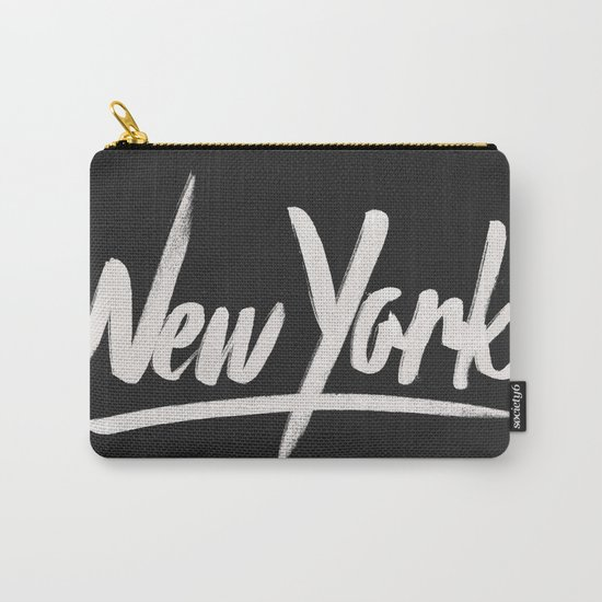NYC is over the top Carry-All Pouch