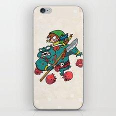 Link's Lament iPhone & iPod Skin