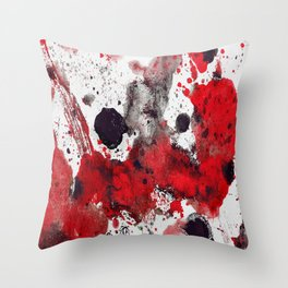 Acryl-Abstrakt 29 Throw Pillow