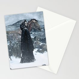 Horceress Stationery Cards