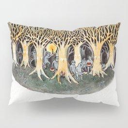 Goblin Market - illustration of poem by Christina Rossetti Pillow Sham