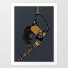 Enchanting Aerial_03 Art Print