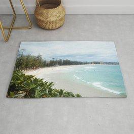 Manly Beach, Australia Rug