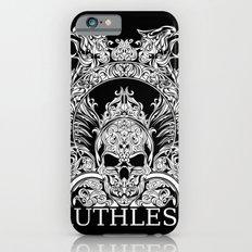 RUTHLESS SKULL Slim Case iPhone 6s