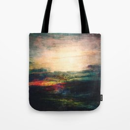 When she wakes up Tote Bag