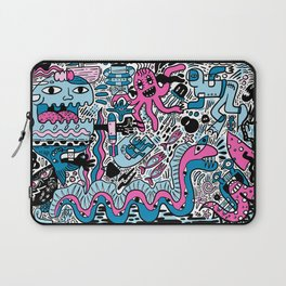 Ocean Mayhem Laptop Sleeve