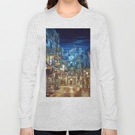 Diagon Alley Long Sleeve T-shirt