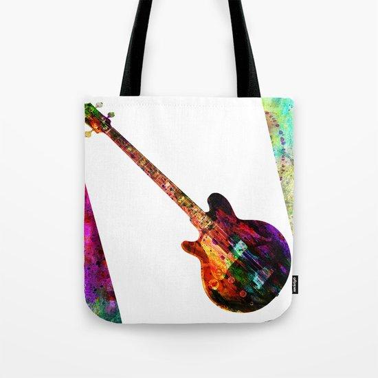 GUITAR MUSIC Tote Bag