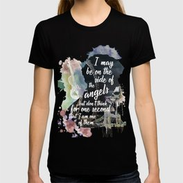 Sherlock Side of the Angels T-shirt
