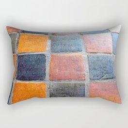 Royal Tiles Rectangular Pillow
