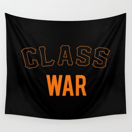 San Francisco Class War Wall Tapestry