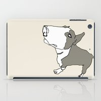 terry fan iPad Cases featuring Terry by caseysplace