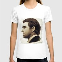 lee pace T-shirts featuring Lee Pace by LindaMarieAnson