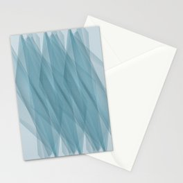 Twisted Lines Stationery Cards