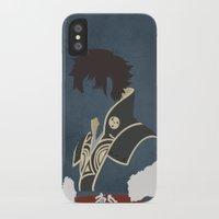 fire emblem awakening iPhone & iPod Cases featuring Lon'qu / Lonqu Fire Emblem Awakening by MKwon