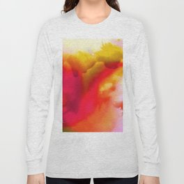 Abstract Bliss 1F by kathy Morton Stanion Long Sleeve T-shirt