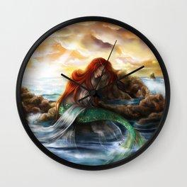 Sleeping Siren Wall Clock