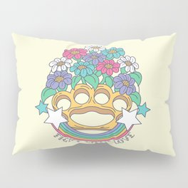 Fight with Love Pillow Sham