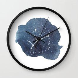 Virgo Constellation Astrology Wall Clock