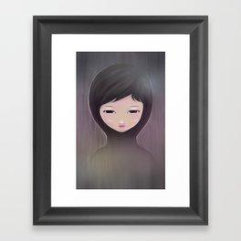 women_A Framed Art Print