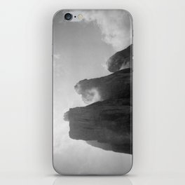 Three Peaks iPhone Skin
