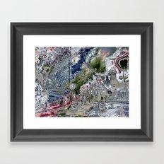 A thirsted vignettes smelter. Framed Art Print