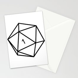 Fumble - Dungeons & Dragons for Dummies Stationery Cards