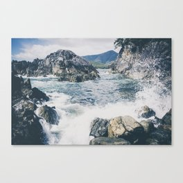Cove Canvas Print