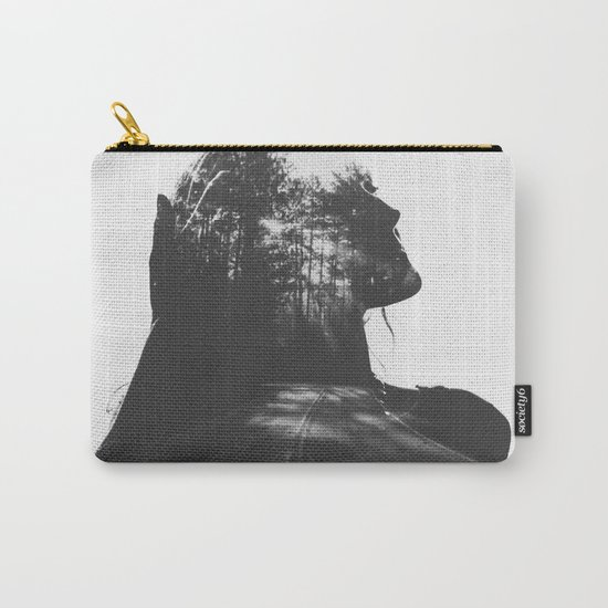 Homesick for places Ive never been Carry-All Pouch