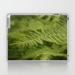 Jane's Garden - Fern Fronds Laptop & iPad Skin