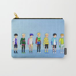 GOT7 8-bit Just Right Carry-All Pouch