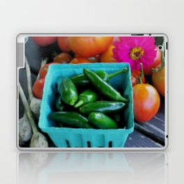 Jalapeno Peppers Laptop & iPad Skin