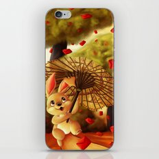 Year of the Bunny iPhone & iPod Skin