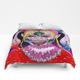 Bad Girl Monster Comforters