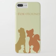 The Fox and The Hound iPhone 7 Plus Slim Case
