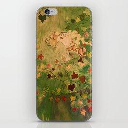 Ivy Lady iPhone Skin