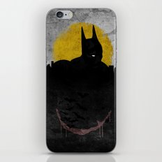 Night of Justice iPhone Skin